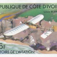 Histoire de l'aviation: Louis Bleriot