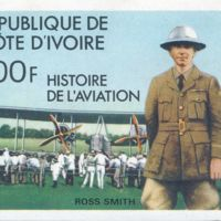 Histoire de l'aviation: Ross Smith