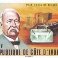 Prix Nobel de Chimie 1903 : Svante August Arrhenius